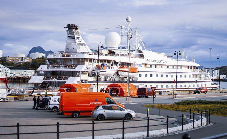 Otro crucero en cuarentena en Noruega por coronavirus