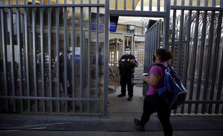 Coronavirus golpea duro a localidad fronteriza con México
