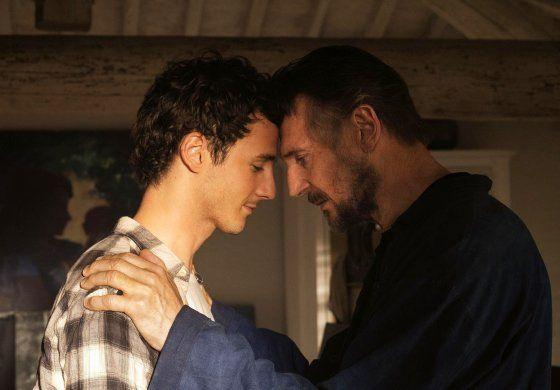 Made in Italy toca una fibra sensible de Neeson y su hijo