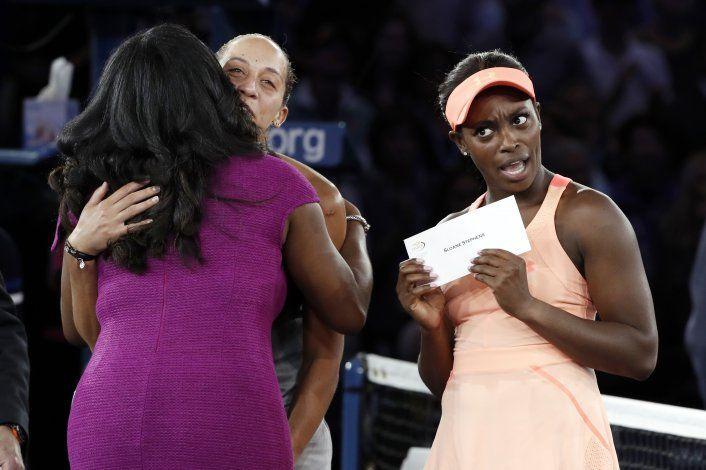 Campeones del US Open recibirán un premio menor en 2020