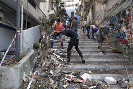 bolsonaro envia condolencias a libano y promete ayuda