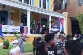 cubano en kentucky denuncia amenazas de black lives matter contra su negocio