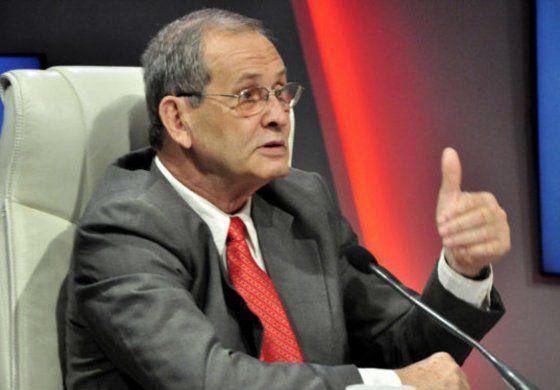Murió el periodista cubano y vocero de la dictadura cubana, Lázaro Barredo Medina