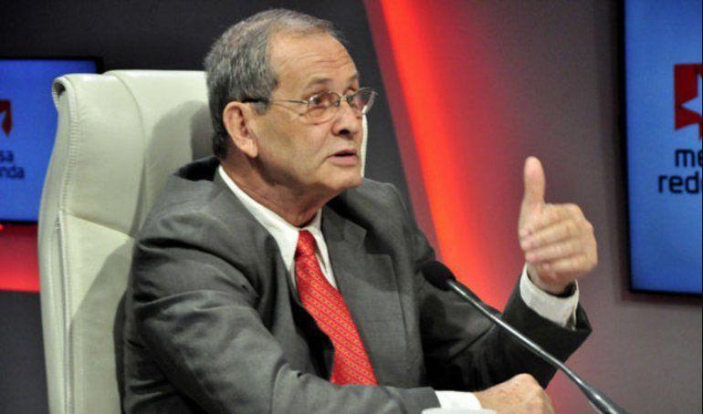 Murió el periodista cubano y vocero de la dictadura cubana Lázaro Barredo Medina, exdirector del diario Granma