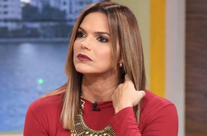 Despiden de Un nuevo día (Telemundo) a la presentadora cubana, Rashel Díaz