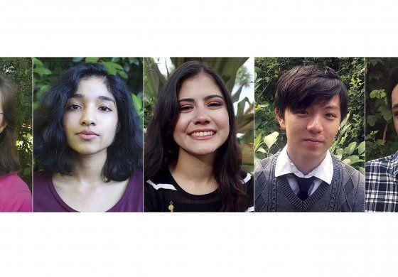 Adolescentes son nombrados Poetas Estudiantes Nacionales