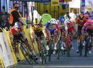 ciclista fabio jakobsen en coma inducido tras accidente