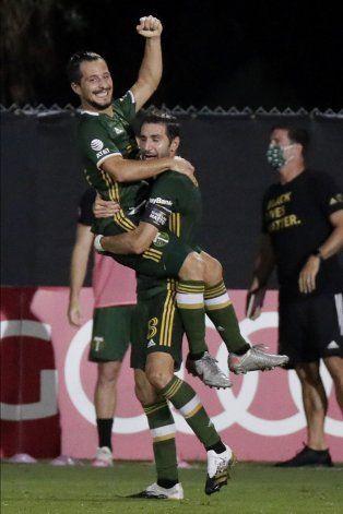 Portland vence a Filadelfia y va a la final del MLS is Back