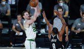 Williams y Brown lideran triunfo de Celtics sobre Nets