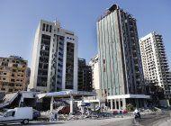 explosion en libano podria agravar crisis por coronavirus