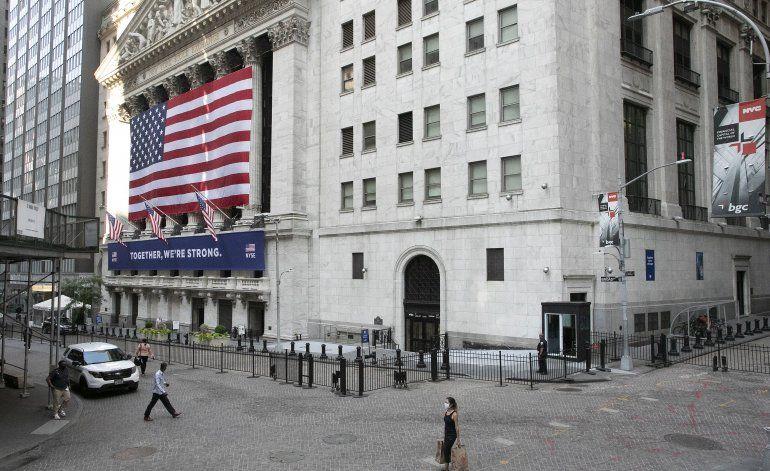 Wall Street sube y el S&P se pone a 1,1% de máximo histórico