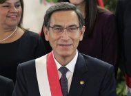 presidente de peru nombra a militar como primer ministro