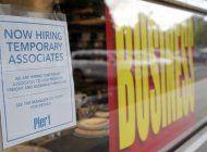 eeuu crea 1,8 millones de empleos, se frena contratacion