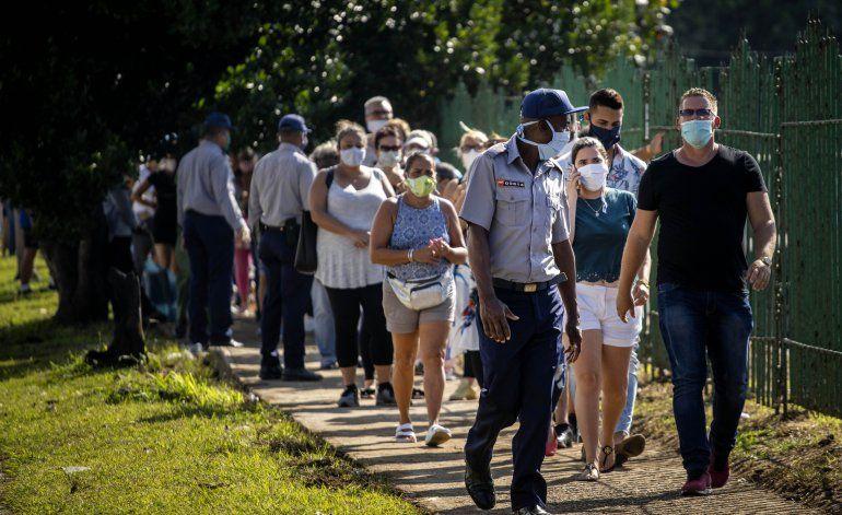 Cuba: se enciende alerta tras inesperado aumento de COVID-19