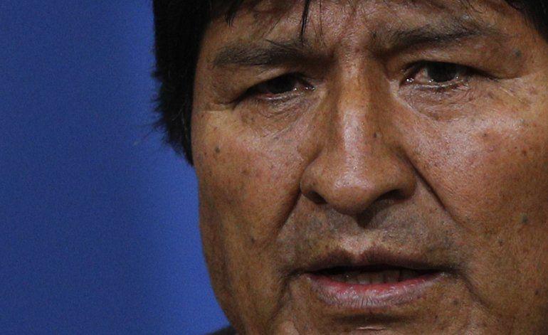 Bolivia denuncia a Morales ante OEA por instigar protestas