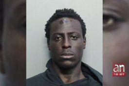 la policia anuncio el arresto del sospechoso de dispararle a un grupo de oficiales de miami-dade