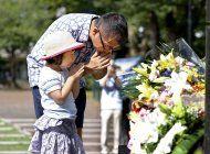 nagasaki pide vetar armas nucleares en aniversario de ataque