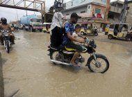 pakistan: 50 muertos en 3 dias por las lluvias del monzon