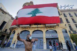 la ministra libanesa de informacion renuncia tras explosion