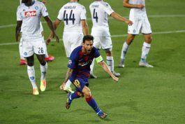 barcelona no teme que messi se pierda duelo ante bayern