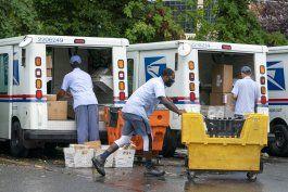 el servicio postal sera crucial para las elecciones de eeuu