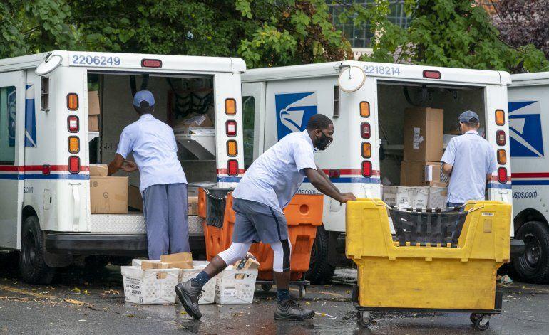 El Servicio Postal será crucial para las elecciones de EEUU