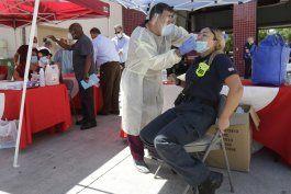 eeuu tiene la cifra mas alta de coronavirus en el mundo