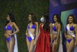 miss nicaragua corona a su reina en medio de pandemia