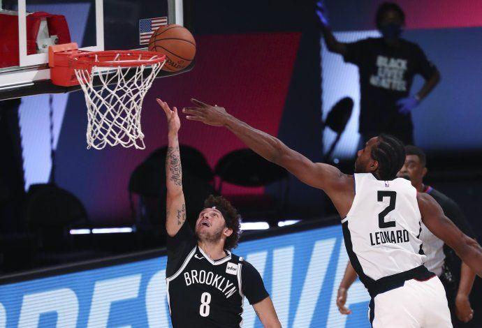 Nets aprovechan buen inicio para vencer a Clippers