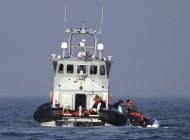 avion militar britanico vigila zonas de cruces de migrantes