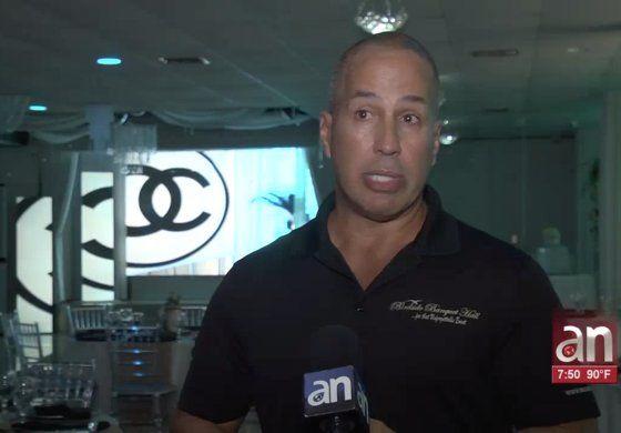 Salones de fiestas de Miami a punto de quebrar