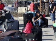 egipto reabre salida de gaza por primera vez en meses
