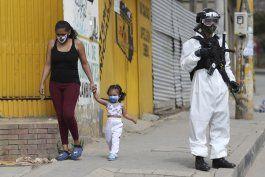 a la ops le preocupa coronavirus en argentina y colombia