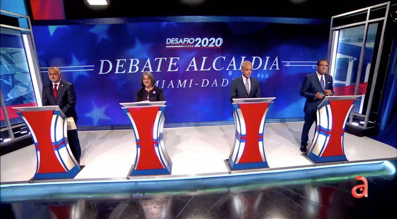 Debate completo por la alcaldía de Miami-Dade