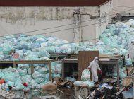 mexico: acumulacion de desechos medicos genera quejas
