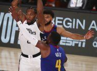 clippers vencen a nuggets y aseguran 2do puesto del oeste