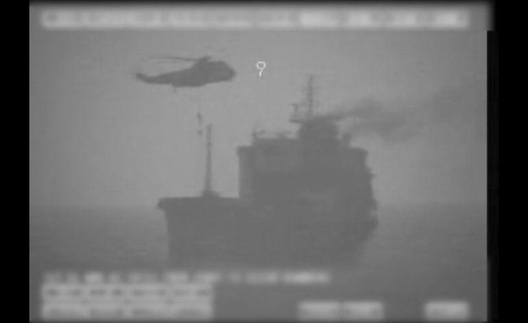 EEUU: Irán toma brevemente petrolero cerca de Estrecho Ormuz