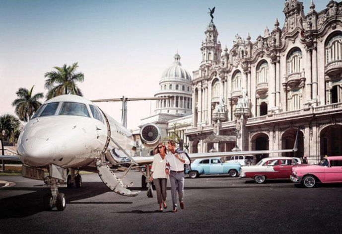 Suspendidos los vuelos comerciales a Cuba al menos hasta octubre