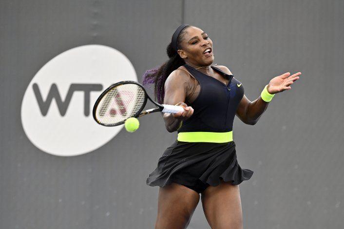 Serena derrota a Venus en el 31er duelo entre las hermanas