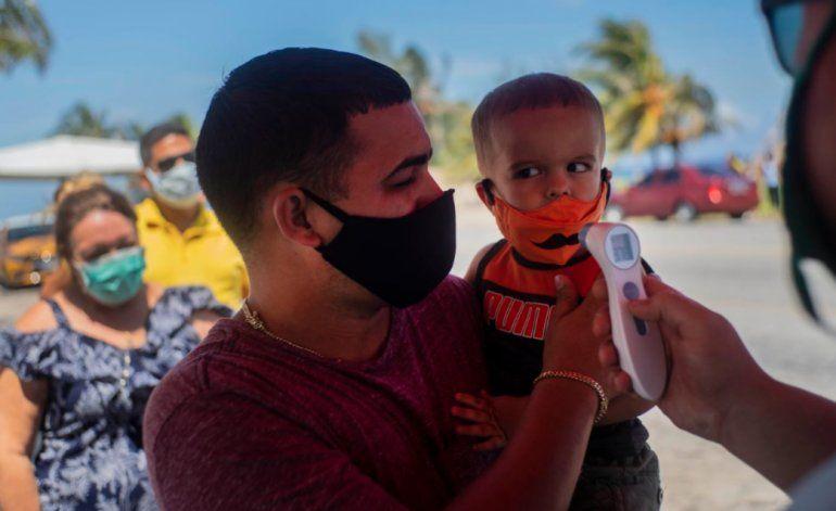 Reportan 56 nuevos casos de coronavirus en Cuba