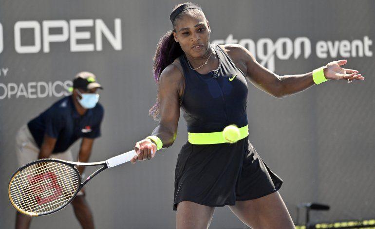 Serena Williams cae en 3 sets ante la número 116 del mundo