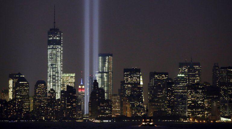 Grupo promete proyectar rayos de luz gemelos en NY por 11Sep