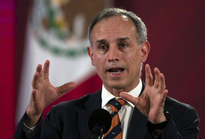 Funcionario: Pandemia ha alcanzado su pico en México