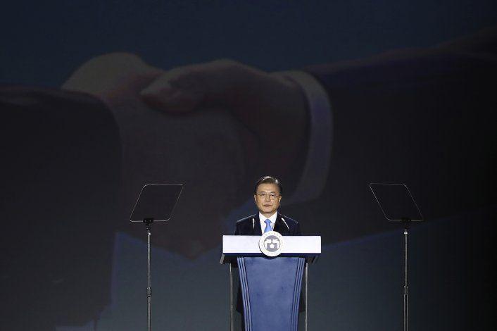 Surcorea ofrece diálogo con Japón en aniversario de guerra