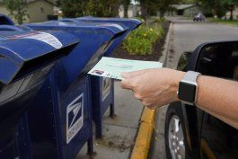 el voto anticipado en eeuu supera al de 2016 con once dias todavia por delante