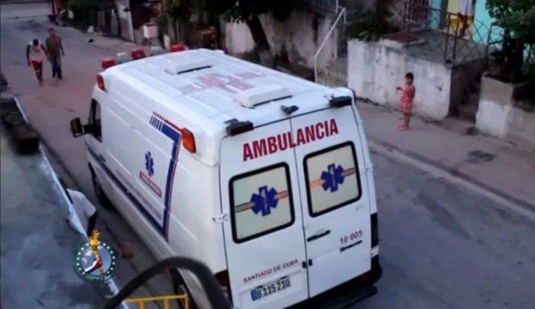 Asesinan a puñaladas a una joven en Santiago de Cuba frente a su hijo y su madre