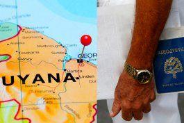 oficina consular de estados unidos en guyana anuncia tramites de visado