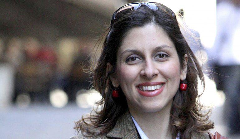 Postergado juicio de británica detenida en Irán