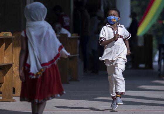 Etiopía intenta desarrollar vacuna contra coronavirus
