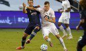 MLS: Kansas City vence 1-0 a Minnesota y toma cima del Oeste